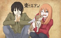 eden of the east   tv} Eden of the East   omphaloskepsis