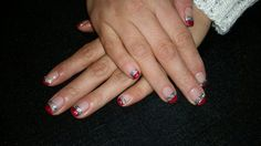 Red n silver french