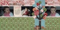 A Project by Nichol Magouirk from our Scrapbooking Gallery originally submitted 04/01/09 at 12:00 AM