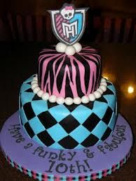 torta monster high - Buscar con Google