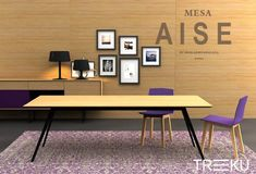Aise Table Metal