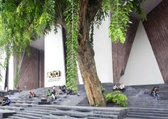 School of the Arts in Singapore by  WOHA
