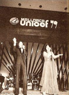 Camilo Sesto y Angela Carrasco 1979.