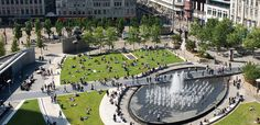 piccadilly gardens tadao ando - Google Search