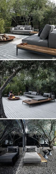 Buy Grid Modular Sofa by Gloster — The Worm that Turned &; revitalising your outdoor space Buy Grid Modular Sofa by Gloster — The Worm that Turned &; revitalising your outdoor space Maria Eichler maria_scheibert Garten […] furniture ideas Outdoor Lounge, Outdoor Seating, Outdoor Spaces, Outdoor Living, Outdoor Decor, Lounge Seating, Lounge Areas, Outdoor Tables, Soft Seating