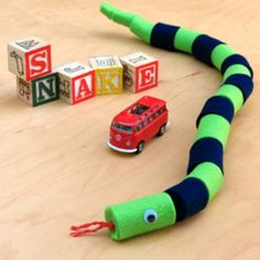 With all the toys in Andy's room, you might think that a snake without a speaking part would have little problem slithering under the radar.