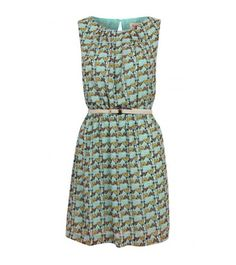 Dona dress from Bow & Pearl