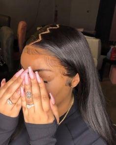 Frontal Hairstyles, Baddie Hairstyles, Weave Hairstyles, Straight Hairstyles, Wig Styles, Curly Hair Styles, Natural Hair Styles, Lace Front Wigs, Lace Wigs