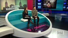 HLN « NewscastStudio
