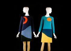 Saint Laurent: Robes pop art
