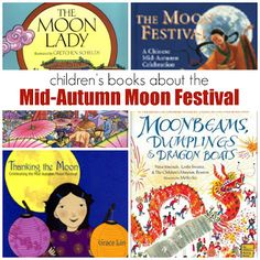 Marie's Pastiche: Mid Autumn Moon Festival - Book Roundup