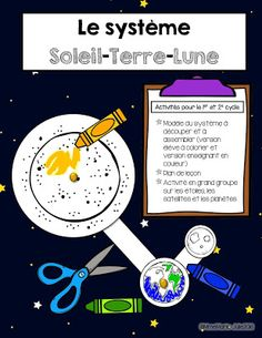 Mme Marie-Julie : Jour 11- Planification en science pour le 1er cycle Teaching Technology, Science And Technology, Kindergarten Art, Preschool, Science And Nature, Science Art, Funny Slogans, Cycle 3, Tot School