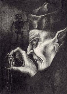 Count Orlok by karolhary.deviantart.com on @DeviantArt