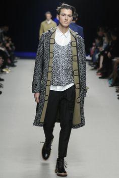 Kris Van Assche Men's RTW Fall 2014 - Slideshow - Runway, Fashion Week, Fashion Shows, Reviews and Fashion Images - WWD.com