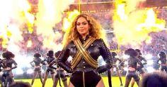 Super Bowl 2016: Lady Gaga, Bruno Mars e Beyoncé protagonisti / Foto - - Read full story here: http://www.fashiontimes.it/galleria/super-bowl-2016-lady-gaga-bruno-mars-beyonce-foto/