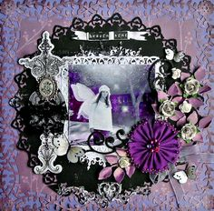 Heaven Sent ***SCRAPS OF DARKNESS*** - Scrapbook.com