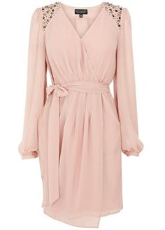 Warehouse long-sleeved dress, £75