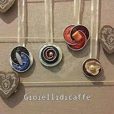Afbeeldingsresultaat voor juwelen nespresso capsules