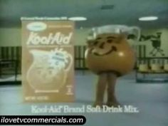 Kool-Aid Commercial 1976