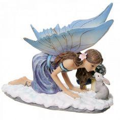 http://www.mondefeerique.com/figurine-de-fee-animaux-de-la-foret-hiver.html