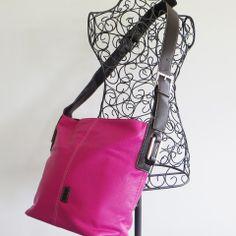 Baby Rhombo Handbag - Fuchsia - French Pear Gifts