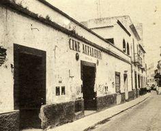 Cine alfarería en el barrio de Triana - Sevilla.  www.trianaocio.es