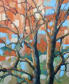 Abstract Tree, Oil on Canvas, Purchase original painting or prints on Saatchiartonline or contact Summer Lowe. Tree Art, Oil On Canvas, Saatchi Art, Original Paintings, Abstract, Nature, Landscapes, Prints, Trees