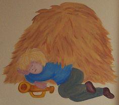 Little Boy Blue painting Little Boy Blue, Blue Painting, Art, Art Background, Kunst, Performing Arts, Art Education Resources, Artworks