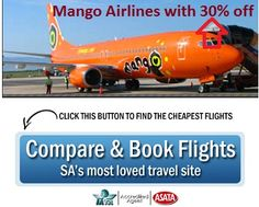 Best Flights, Cheap Flights, Mango Airlines, Flight Booking Sites, Airline Flights, Travel Articles, Air Travel, Books Online, Easy