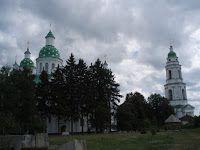 Knick-Knack: Березовая Рудка, Мгарский монастырь (Полтавская обл.), Украина.