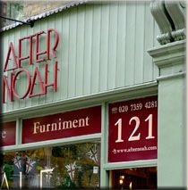 Visit After Noah at 121 Upper Street, N1 1QP.   Great selection of all sorts of toys.