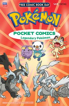 VIZ MEDIA SUPPORTS 2016 FREE COMIC BOOK DAY WITH MANGA SAMPLERS SHOWCASING EXCITING NEW TITLES, VIZ MEDIA SUPPORTS 2016 FREE COMIC BOOK DAY WITH MANGA SAMPLERS SHOWCASING EXCITING NEW TITLES Visit And Support Local Comics Retailers On May ..., #All-Comic #One-PunchMan #Pokémon #VizMedia