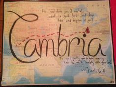 Cambria!!! :D #nameproject #identityframes