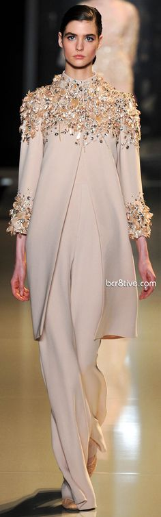Elie Saab Spring Summer 2013 Haute Couture ♥ Muslimah fashion & hijab style