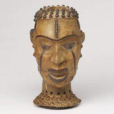 Ejagham Ngbe/Ekpa Headdress, Nigeria