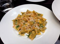 Anna Osgoodby NYC Living :: Finding Food in NYC :: Scarpetta