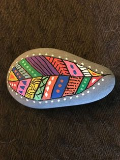 valentine painted rock For your Boyfriend and Girlfriend