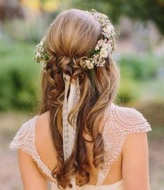 Peinados de dama de honor