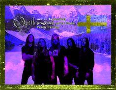 Opeth at Banff.