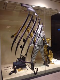 LK By Lincoln Keung: HARVEY NICHOLS Window Display - PACIFIC PLACE - HONG KONG