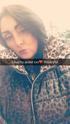 #jacket #leopardprint #loveit