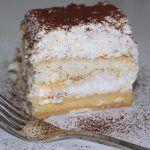 Tejbegrízes - babapiskótás desszert - Fincsi sütemény