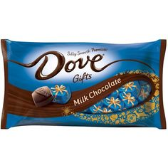DOVE Christmas Milk Chocolate Promises - 8.87oz : Target ❤ liked on Polyvore featuring home and kitchen & dining