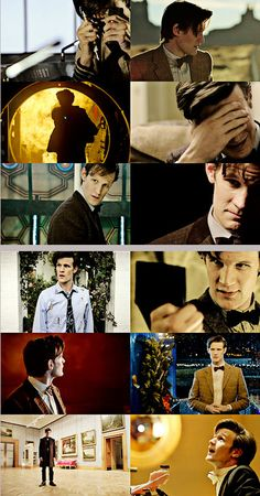 Matt Smith: the eleventh hour is over now ...