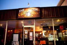 The Cup in Wantagh, NY. Miss this place.
