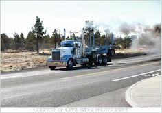 Bill weissenfluh kenworth log truck