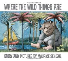 Where the Wild Things Are by Maurice Sendak, http://www.amazon.com/dp/0060254920/ref=cm_sw_r_pi_dp_d0zQrb10CT7B7