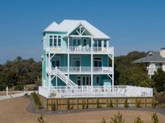 Why should you spend a glorious week relaxing and having fun in the sun at this spectacular ocean view family vacation home? The answer is Just Because! Read more...