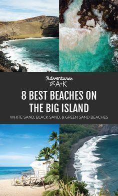 Black Sand Beach Hawaii, Go Hawaii, Moving To Hawaii, Hawaii Honeymoon, Big Island Hawaii, Hawaii Vacation, Island Beach, Hawaii Volcanoes National Park, Volcano National Park