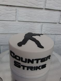 Counter strike cake